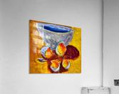 Eggs and a bowl  Acrylic Print