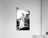 Linquietude dOphelia  Acrylic Print