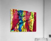 Flute Electrified  Acrylic Print