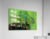 abstracart25  Acrylic Print