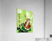 Holland Windmill  Acrylic Print