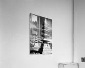 Vanishing Towers of Wutai Shan  Acrylic Print