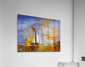 Turners The Fighting Temeraire  Acrylic Print