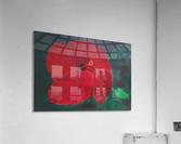 Hibiscus  Impression acrylique