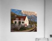 Millbeck Post office  Acrylic Print
