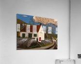 Millbeck Post ofiice 2020  Acrylic Print
