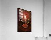 Crimson Dawn copy  Acrylic Print