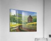Abandoned cabin copy  Acrylic Print