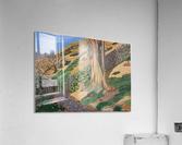 Path to Rydal Mount  Impression acrylique