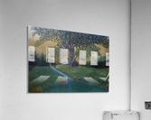 The sentinel tree  Acrylic Print