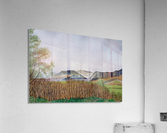View from Endymion house  Acrylic Print