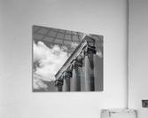 KIng West Columns  Acrylic Print