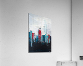 Uptown IV  Acrylic Print