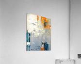 MCM Urban I  Acrylic Print