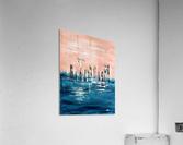 Westown I  Acrylic Print