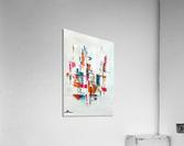 MCM Urban VII  Acrylic Print