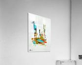 Primavera III  Acrylic Print