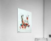 Primavera VI  Acrylic Print