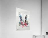 Primavera VII  Acrylic Print
