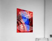 Z I T U  Acrylic Print