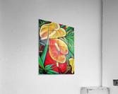 j's bouquet  Acrylic Print