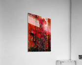 From Flanders Field but dont touch the poppies or theyll die  Acrylic Print