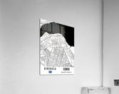 Kinshasa CONGO  Acrylic Print
