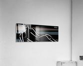 Nude 4  Acrylic Print