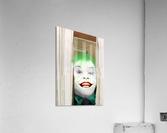 Heres The Joker  Acrylic Print