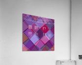 MIXART07  Acrylic Print