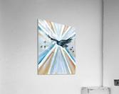Art deco Freedom  Impression acrylique