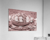 Rye Wheat Bread Home Made  Acrylic Print