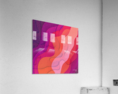 ABSTRACT ART 40  Acrylic Print