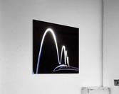Light Trail   Acrylic Print