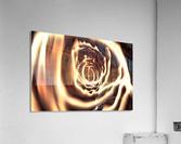 Fire tunnel  Acrylic Print