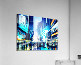 Time square New-York   Acrylic Print
