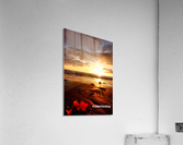 Sunrise fog your decor  Impression acrylique