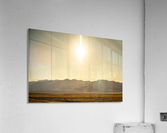 Desert Sun   Acrylic Print