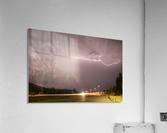 Lightning Catch   Acrylic Print