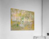 Impressions of Hydrangea II  Acrylic Print