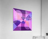 art abstra03  Acrylic Print