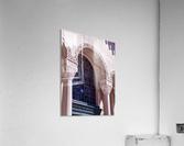 Foster Memorial Window  Acrylic Print