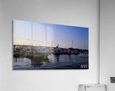 Small Harbor  Acrylic Print