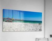 The Emerald Coast  Acrylic Print
