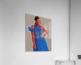 Sapphire  Impression acrylique
