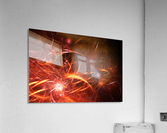 The Forge  Acrylic Print