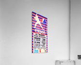 1985 Montreal Expos vs. San Francisco Giants  Acrylic Print