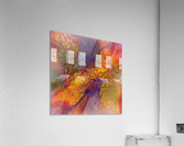 artabstract mix10  Acrylic Print