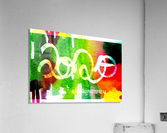 INKED 2020   Acrylic Print