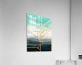 Art deco geometric II  Acrylic Print